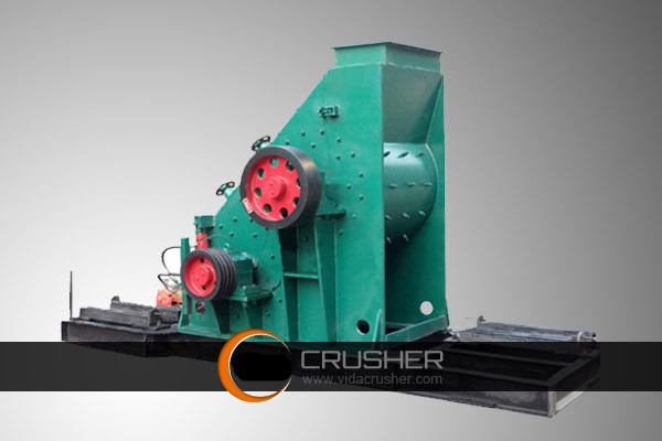 No Sieve Bottom Two-Stage Crusher